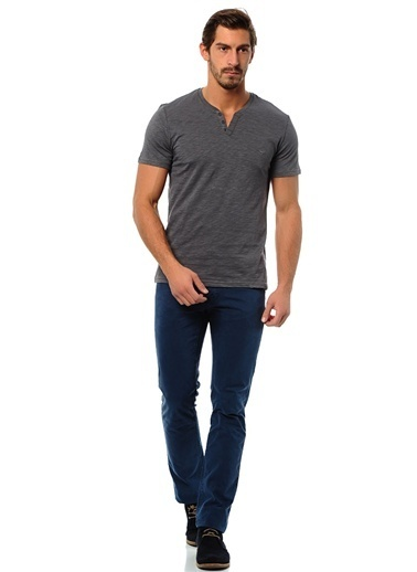 T-Box Tişört Gri